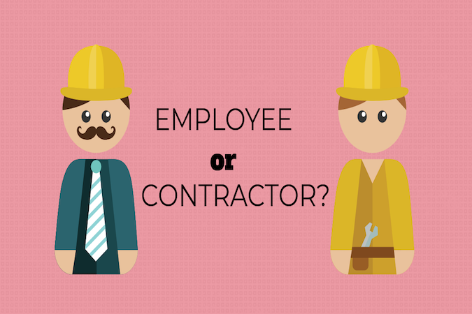 Employee or Contractor?