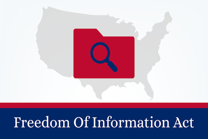 The Freedom Of Information Act: Get The Information You Need